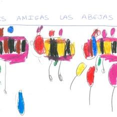 Carmen Gutiérrez Castro 4 años 3º premio